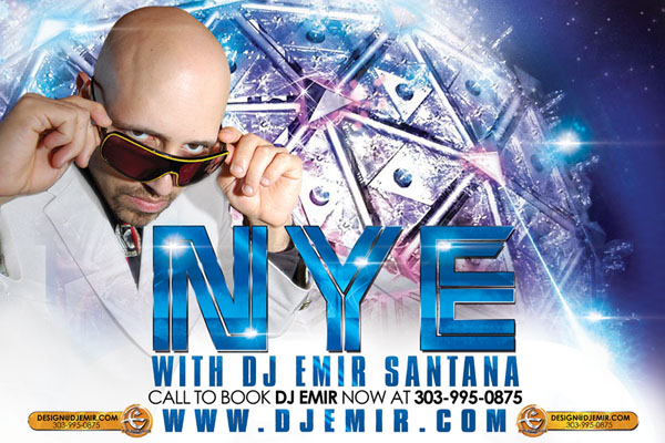 DJ Emir New Years Eve DJ Booking