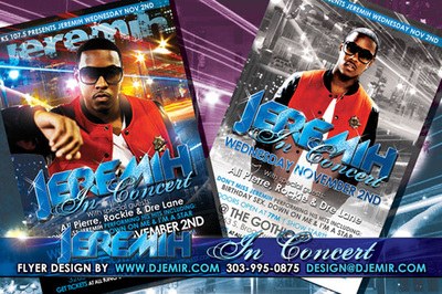 Jeremih in Concert at the Gothic Theatre Denver Colorado